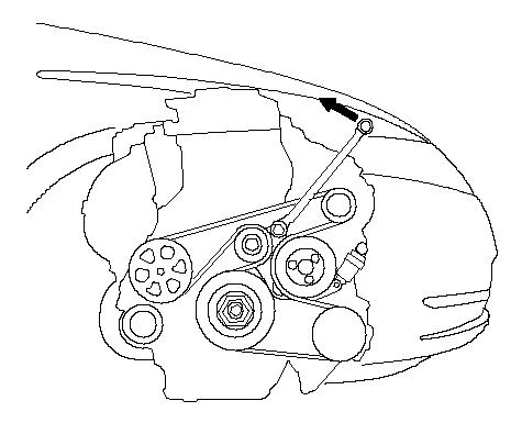 Снятие и установка приводного
