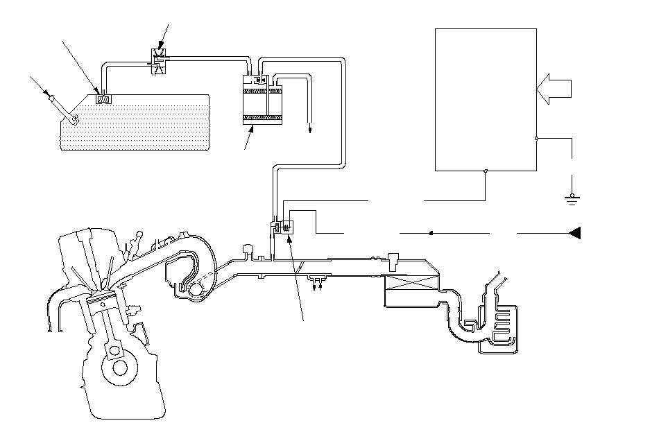 двигателем (ЕСМ)